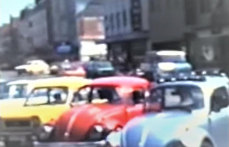ZIT04 Verhalten im Auto (1977)